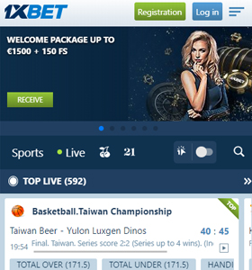 1xbet android apk