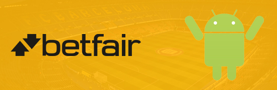 betfair system requirements for android