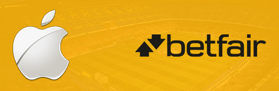 betfair system requirements on ios