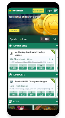 betwinner app android